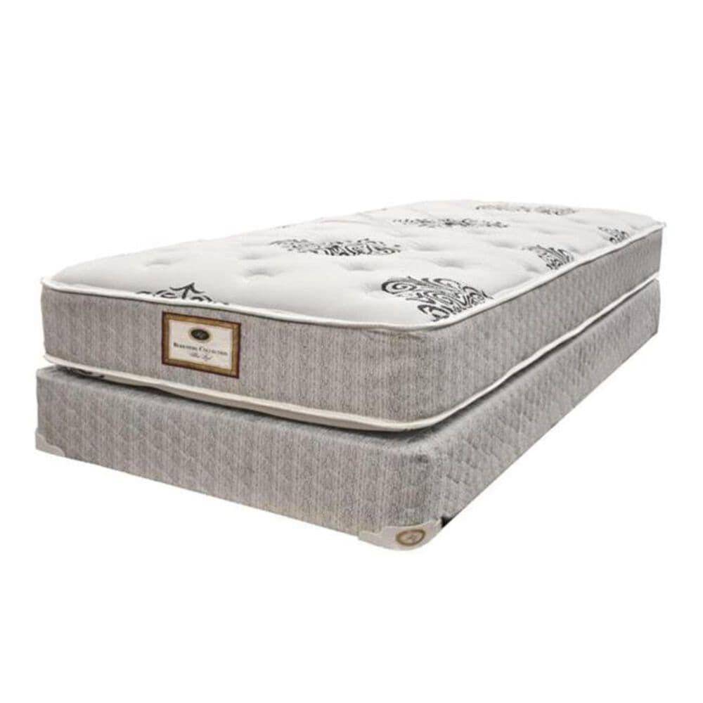 Omaha Bedding Berkshire Ultra Rest Firm Queen Mattress with High Profile Box Spring, , large