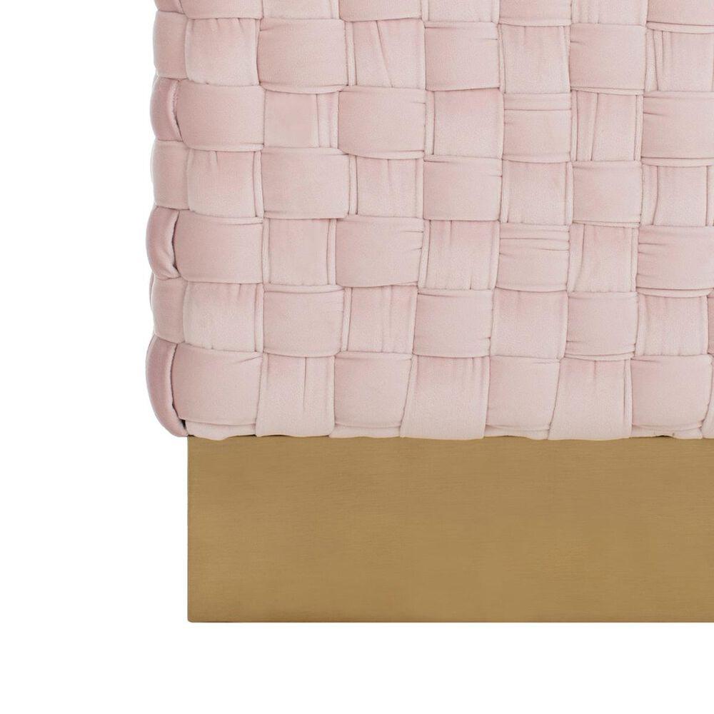 Safavieh Ravyn Ottoman in Pink, , large