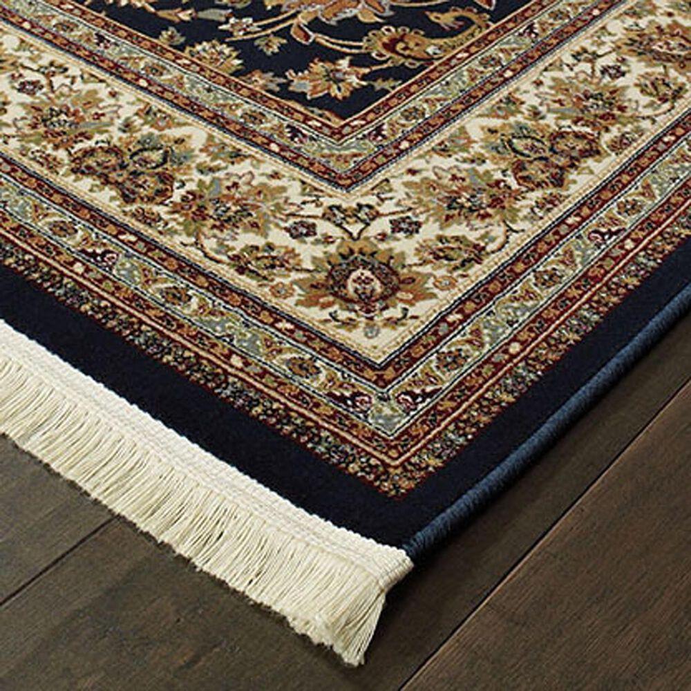 "Oriental Weavers Masterpiece 033B 7'10"" x 10'10"" Navy Area Rug, , large"