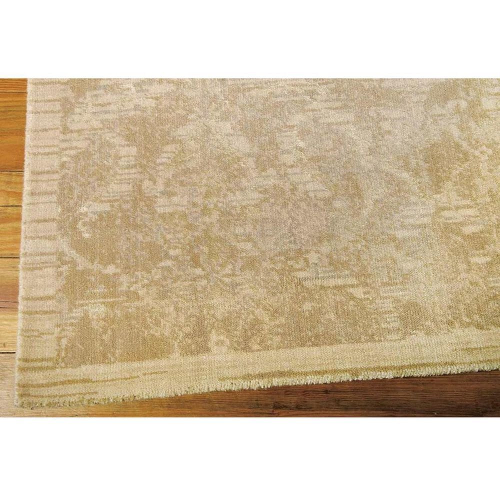 "Nourison Silk Elements SKE03 2'6"" x 10' Sand Runner, , large"