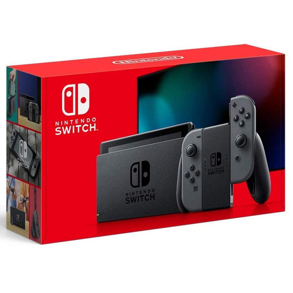 Nintendo Switch 32GB Console - Gray Joy-Con, , large