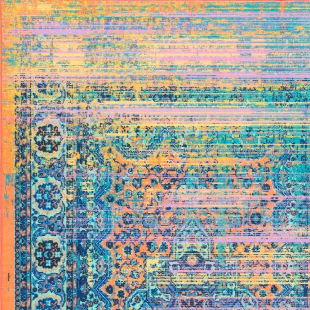 nuLOOM Giza MCGZ36A 5' x 8' Multicolor Area Rug, , large