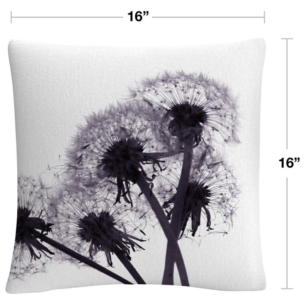 Timberlake Beata Czyzowska Young 'Bunch of Wishes' 16 x 16 Decorative Throw Pillow, , large