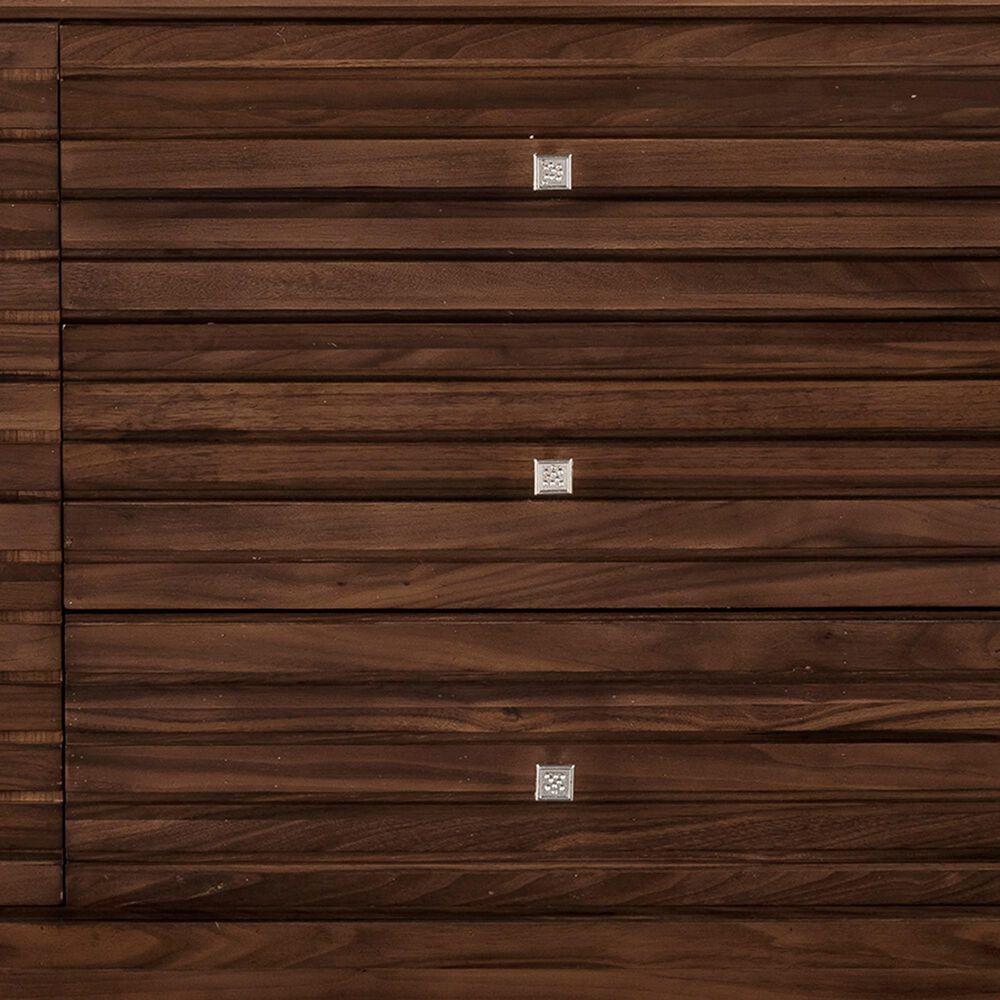 "James Martin Linear 72"" Single Vanity Cabinet in Mid Century Walnut, , large"