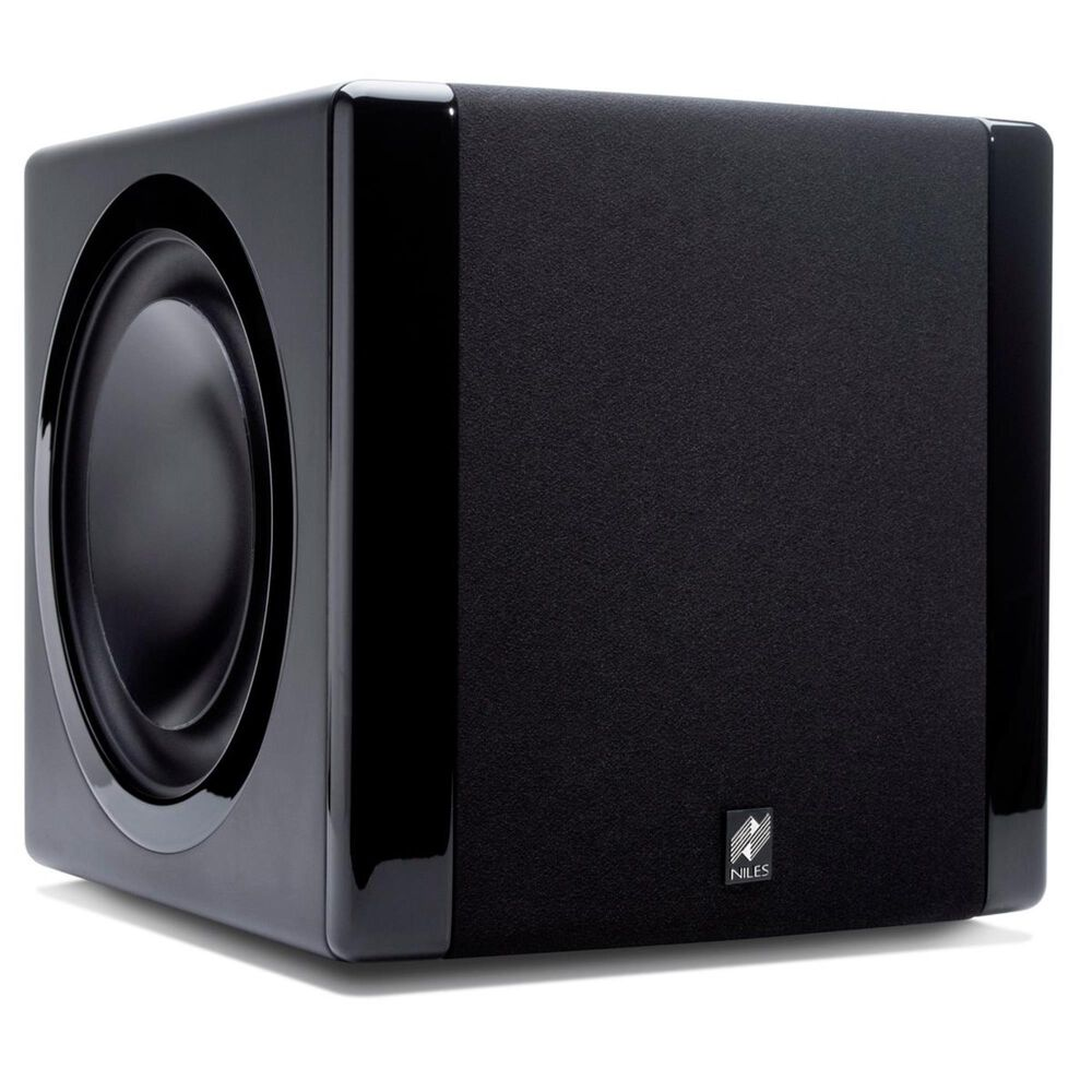 """Niles Audio 8"""" Powered Compact Subwoofer 1200 W, , large"""