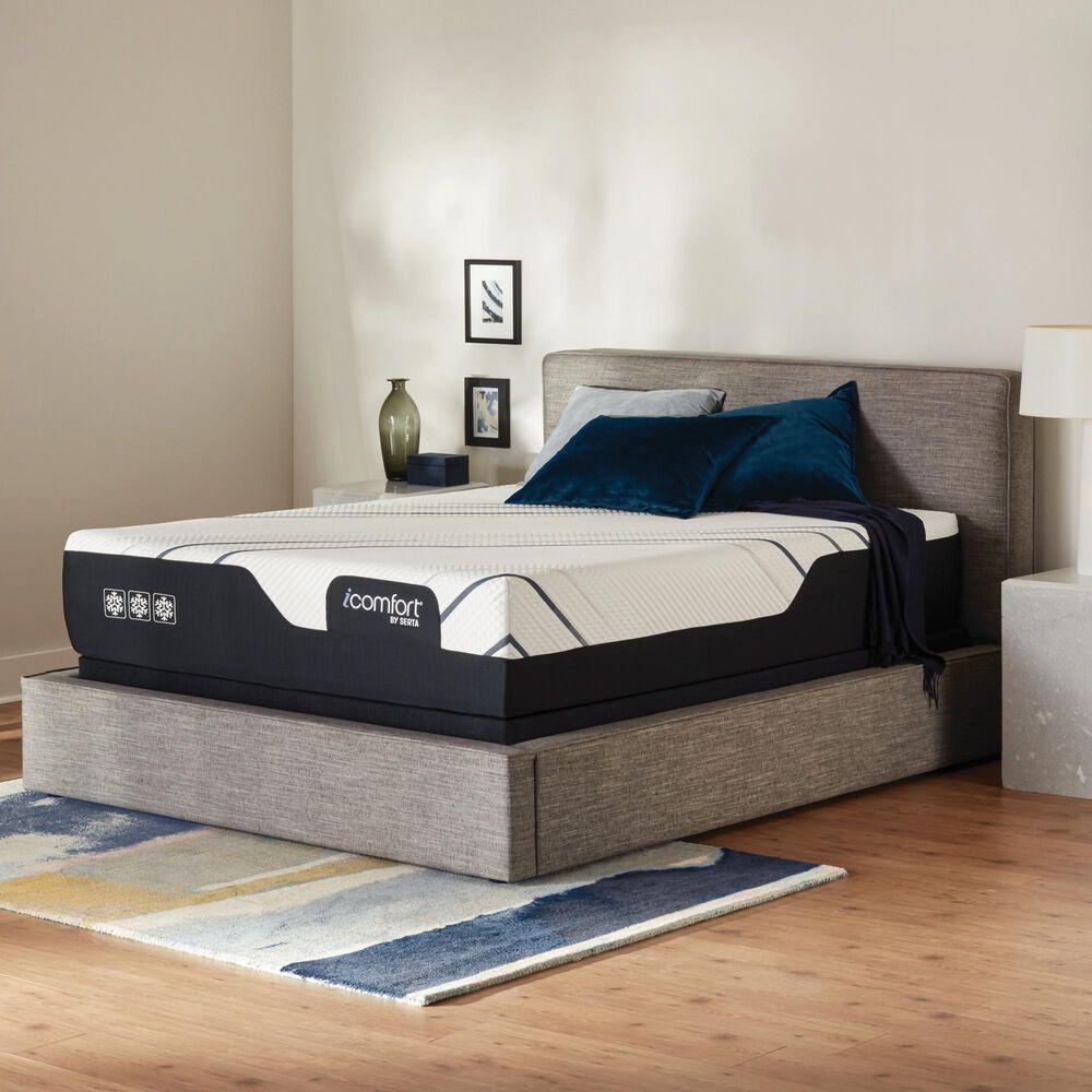 Serta IComfort CF4000 Firm Queen Mattress Only, , large