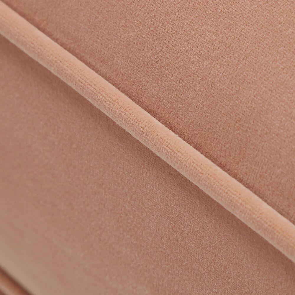 Joybird Chelsea Sofa in Royale Blush Velvet and Mocha, , large