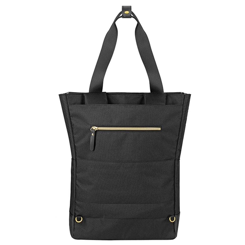 Solo Triumph Parker Hybrid Tote Backpack in Black, , large