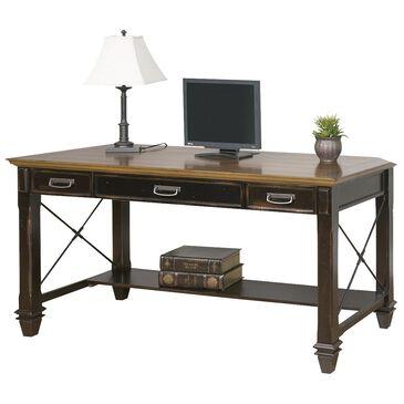 Wycliff Bay Hartford Writing Desk in Black, , large