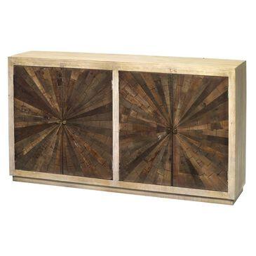 "Jaipur Home Vanillin 4 Door 72"" Cabinet, , large"