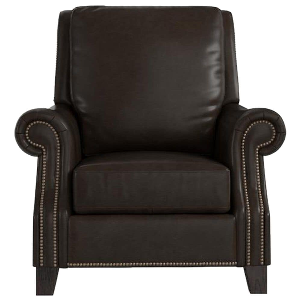 Bassett Pierce Recliner with Power in Hickory, , large