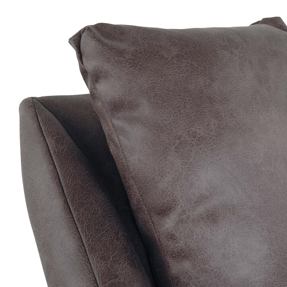 37B Engineer Accent Chair in Dark Gray, , large