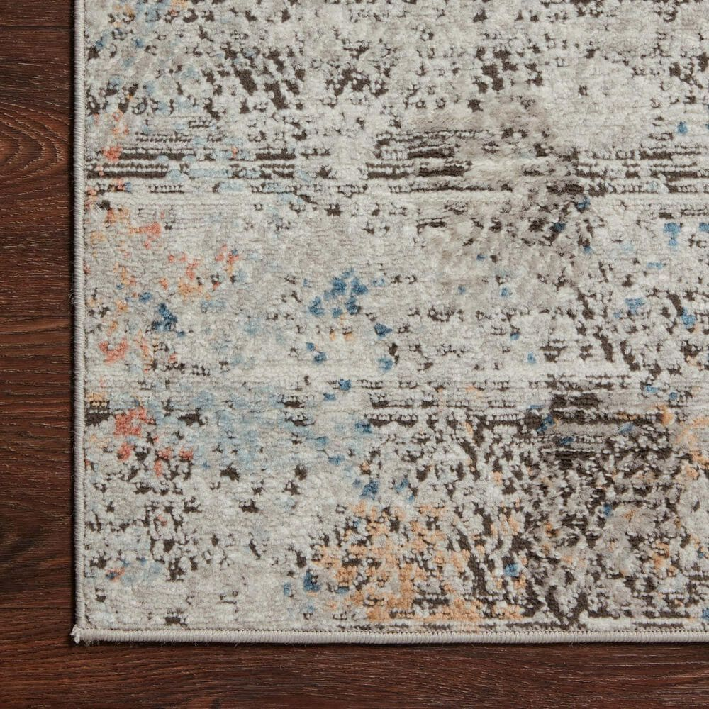 """Loloi II Bianca 2'8"""" x 4' Grey Area Rug, , large"""