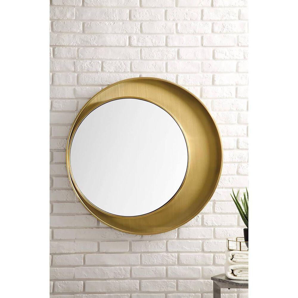 "James Martin Luna 35.5"" Mirror in Radiant Gold, , large"