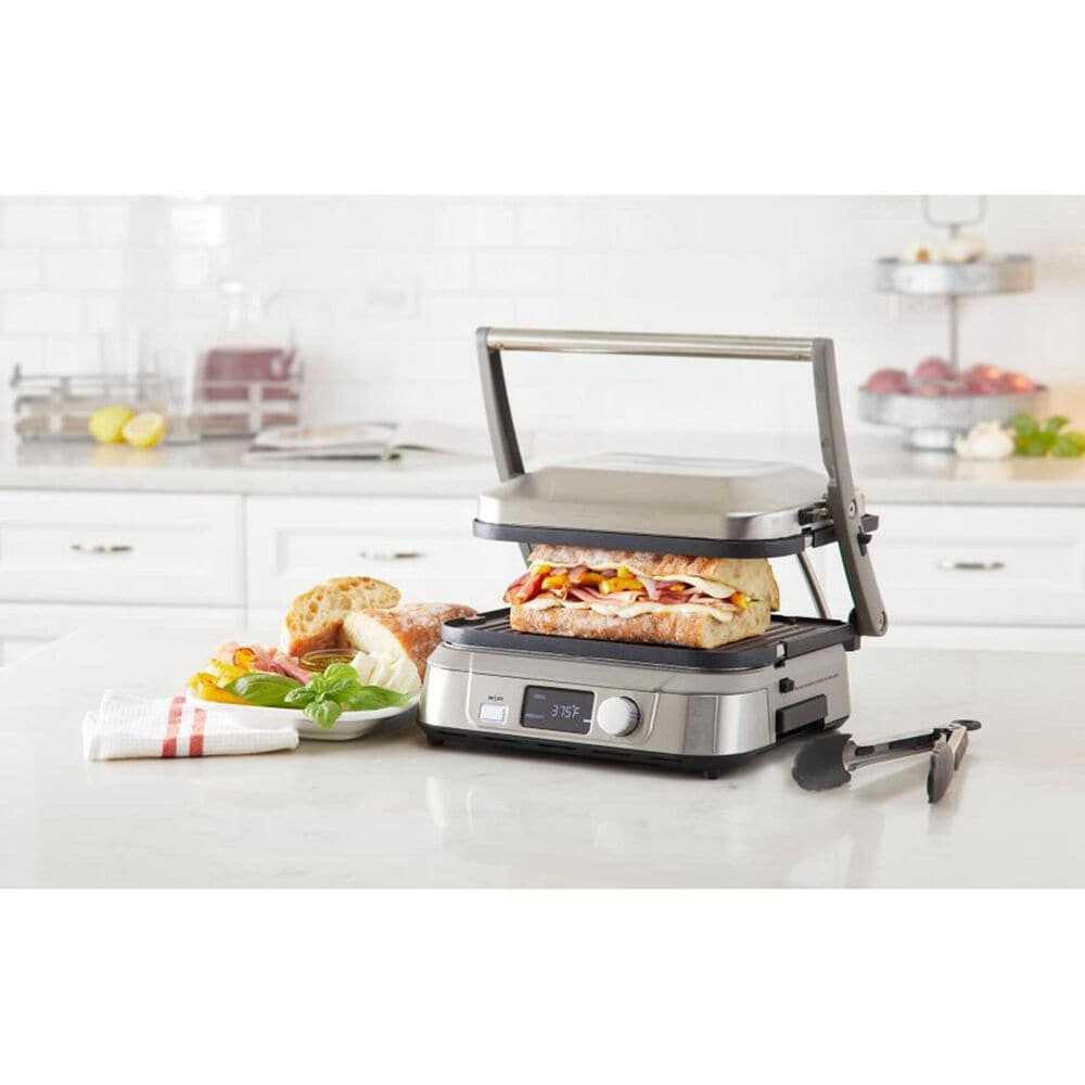 Cuisinart Griddler Five in Stainless Steel, , large