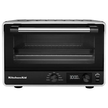 KitchenAid 0.74 Cu. Ft. Digital Countertop Oven in Black Matte, , large