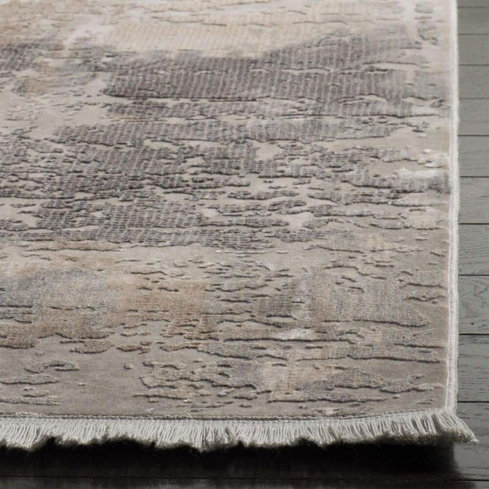 Safavieh Eclipse 8' x 10' Beige and Brown Area Rug, , large