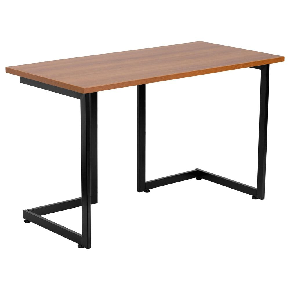 Flash Furniture Desk in Red, , large
