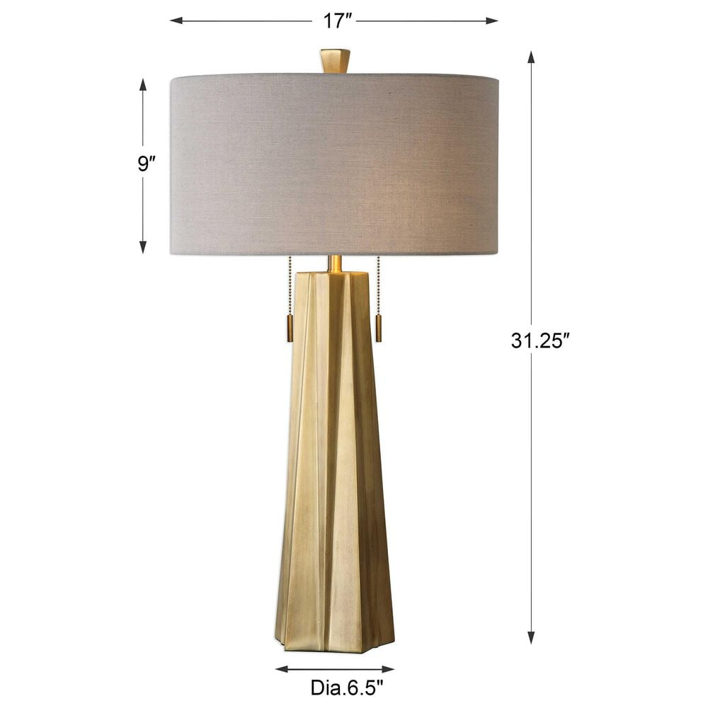 Uttermost Maris Table Lamp, , large