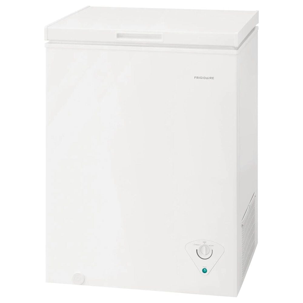 Frigidaire 5 Cu. Ft. Chest Freezer in White, , large