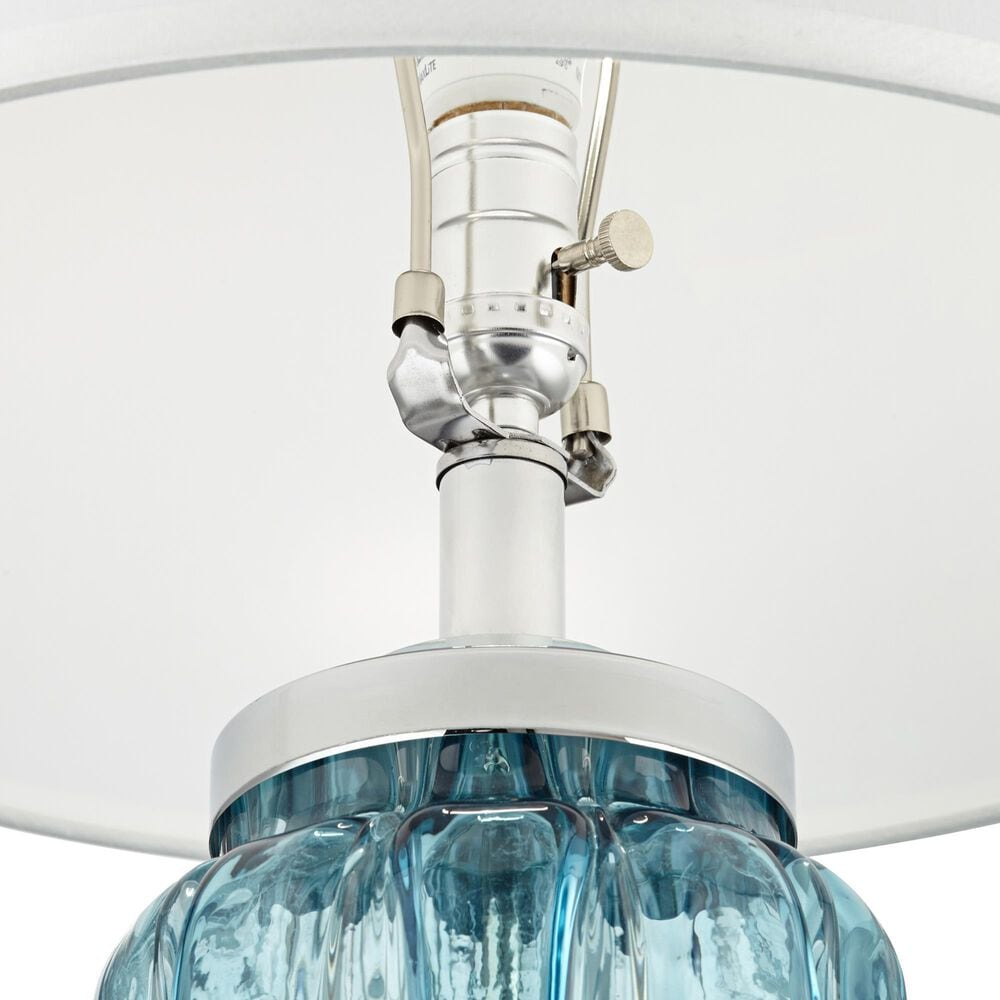 Pacific Coast Lighting Waverly Table Lamp in Sea Blue, , large