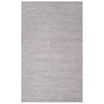 nuLOOM Textures CB01D-305 3' x 5'  Light Grey Area Rug, , large