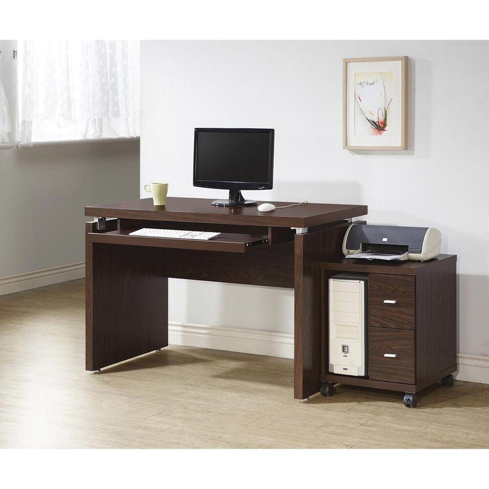 Pacific Landing 2 Drawer Printer Stand, , large