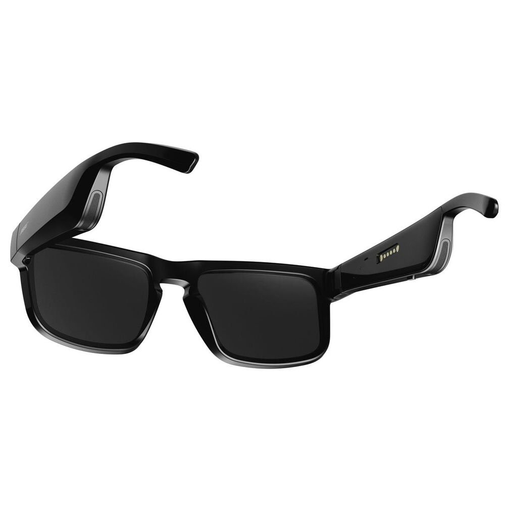 Bose Frames Tenor  Rectangular Bluetooth Sunglasses  Black, , large
