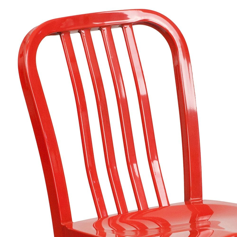 Flash Furniture Chair in Red, , large