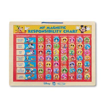 Melissa & Doug Disney Mickey Responsibility Chart , , large
