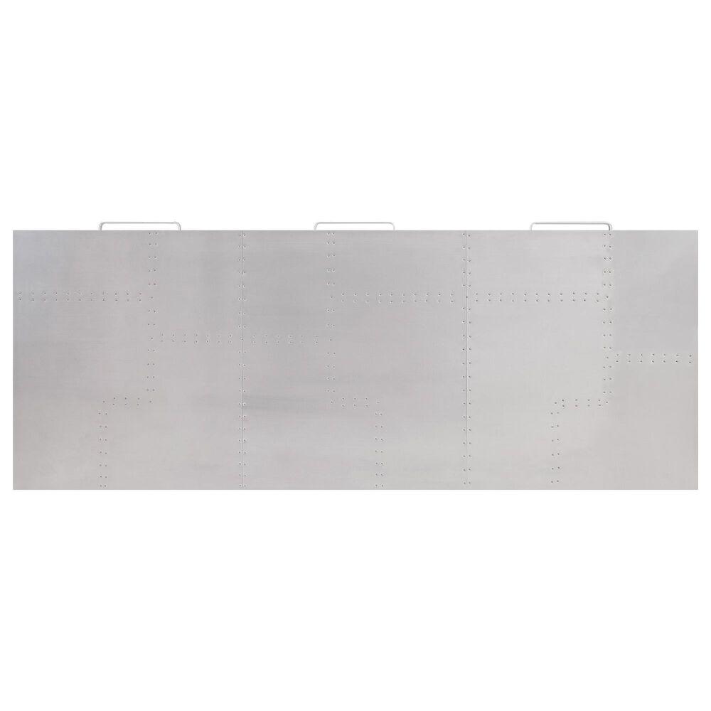 Gunnison Co. Brancaster Desk in Aluminum, , large