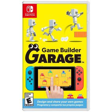 Nintendo Game Builder Garage - Switch, , large