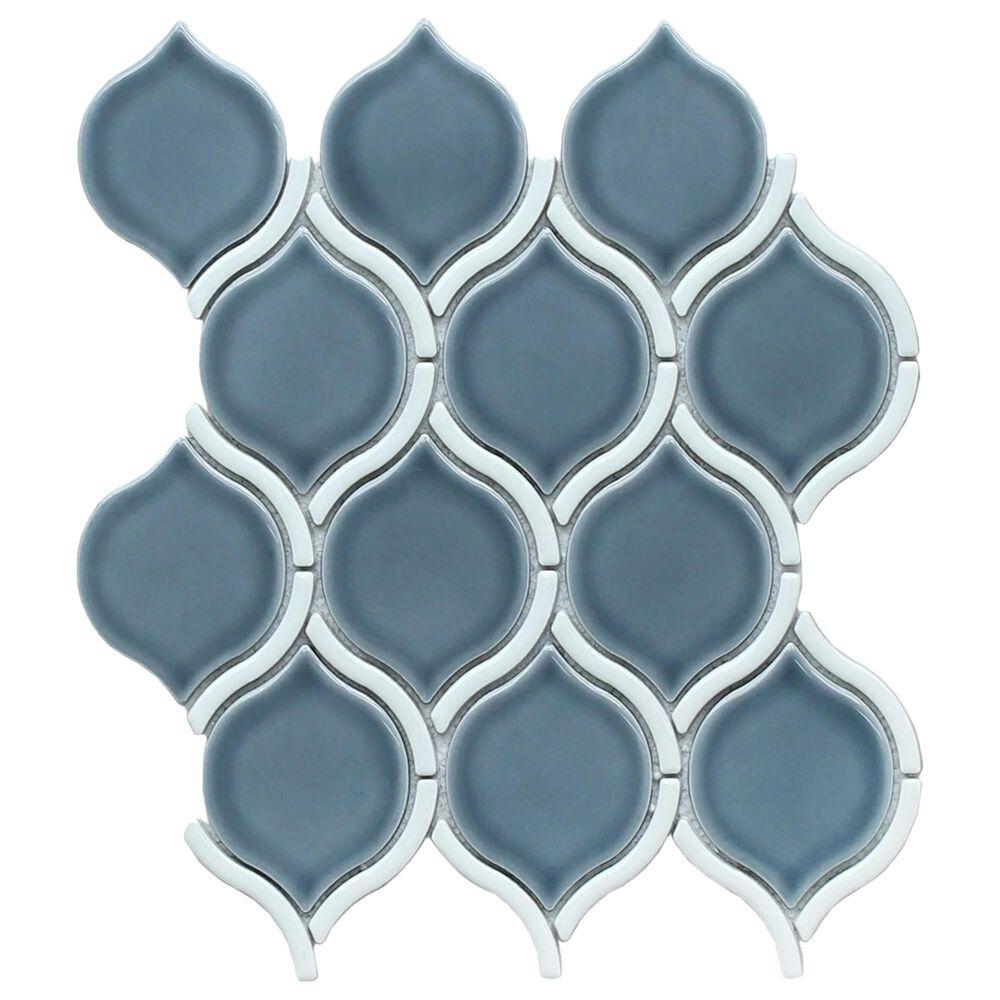 """Emser Divine Chronos 10"""" x 12"""" Ceramic Mosaic Sheet, , large"""