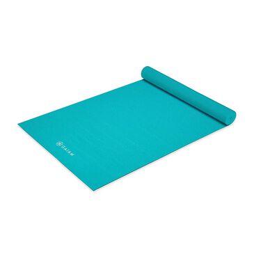 Gaiam 5mm Yoga Mat in Light Blue, , large