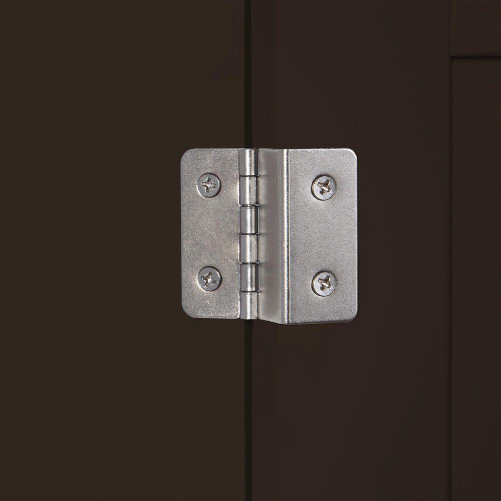 RiverRidge Home Ellsworth 2-Door Wall Cabinet in Espresso, , large