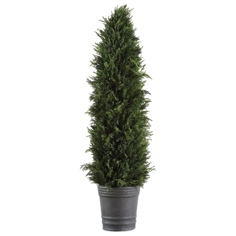 Uttermost Cypress Cone Topiary, , large