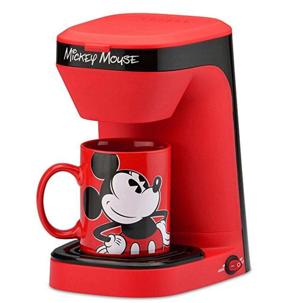 Kitchen Selectives Mickey Mouse Single Serve Coffee Maker, , large
