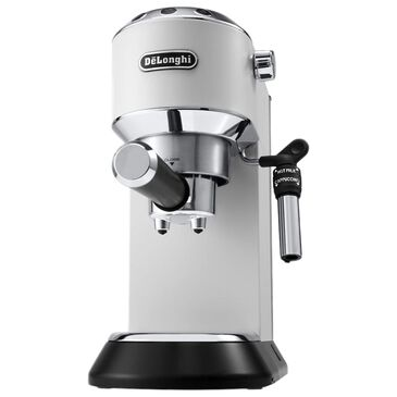 Delonghi Dedica Deluxe Espresso in Silver, , large
