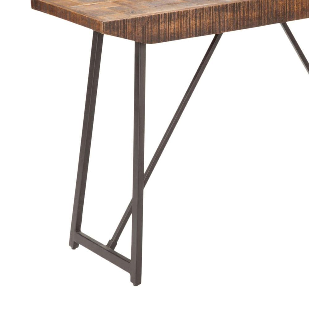 Crystal City Walden Sofa Table in Tobacco, , large