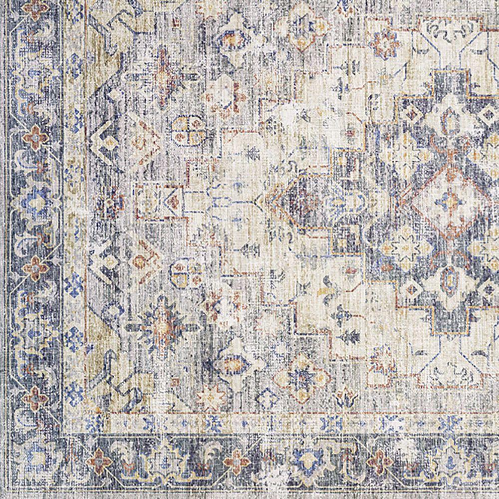 Oriental Weavers Myers Park 2' x 8' Blue Runner, , large