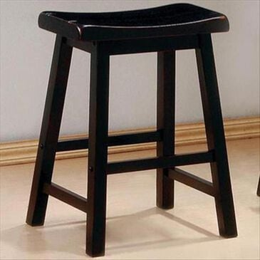 """Pacific Landing 24"""" Counter Height Stool in Black, , large"""
