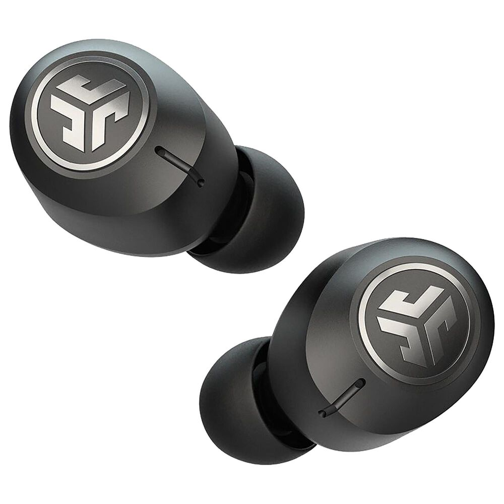 JLab JBuds Air ANC True Wireless Earbuds in Black, , large