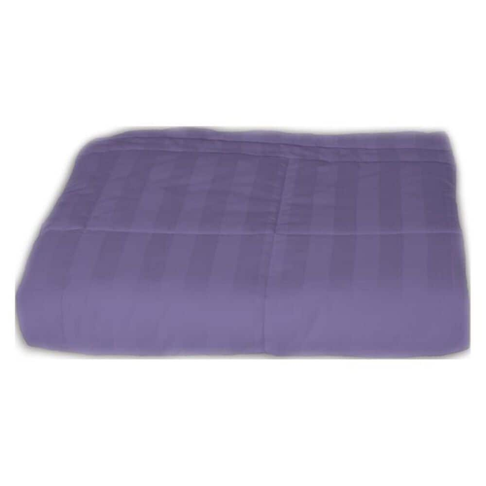 Epoch Hometex Cotton Loft King Blanket in Plum, , large