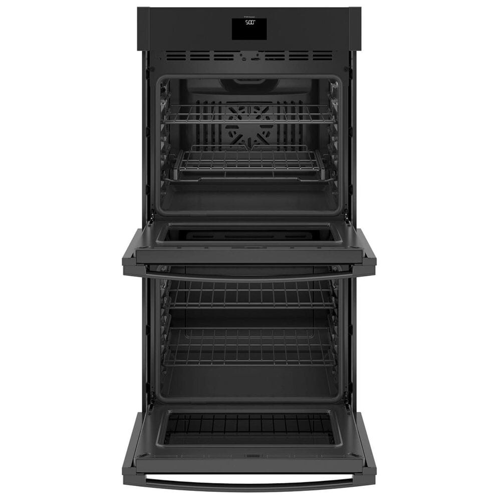 """GE Appliances 27"""" Built-In Double Wall Oven with Convection in Black, , large"""