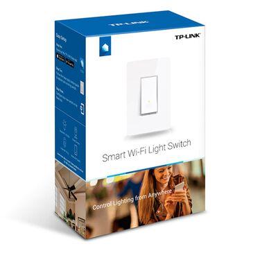 TP-LINK Kasa Smart Wi-Fi Light Switch HS200, , large