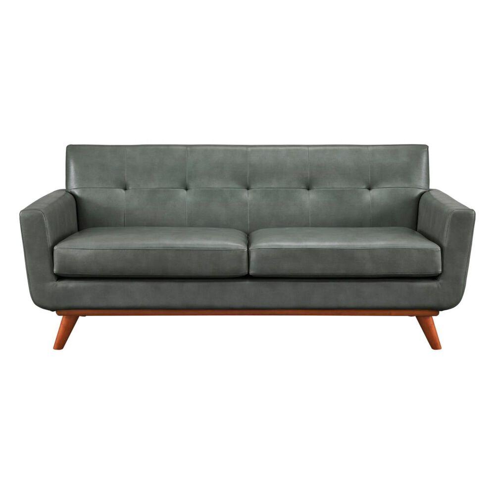 Tov Furniture Lyon Loveseat in Smoke Grey , , large