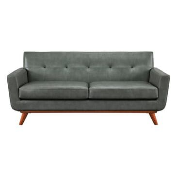 Tov Furniture Lyon Loveseat in Smoke Grey , , large