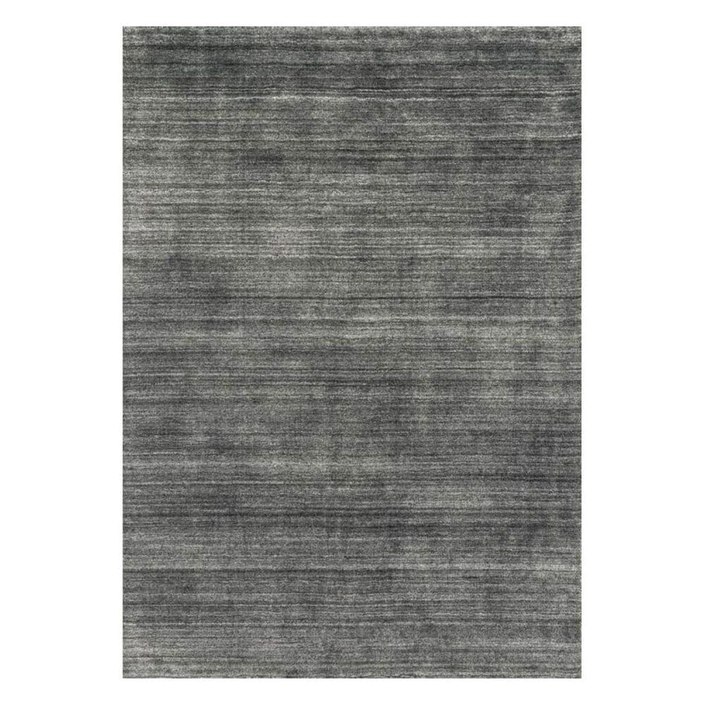 "Loloi Barkley BK-01 9'3"" x 13' Charcoal Area Rug, , large"