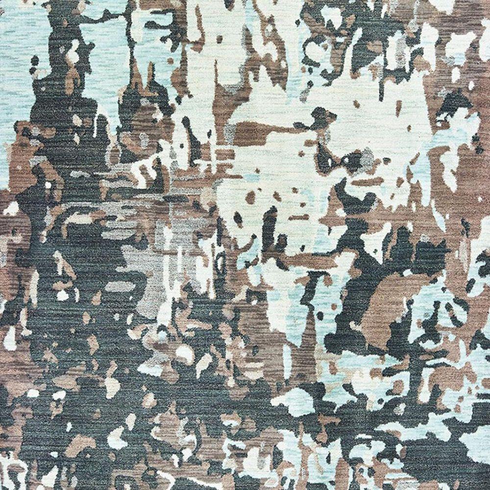 "Oriental Weavers Sedona 8957G 3'10"" x 5'5"" Grey and Blue Area Rug, , large"