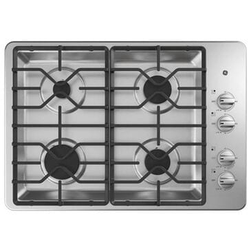 """GE Appliances 30"""" Built-In Gas Cooktop, , large"""